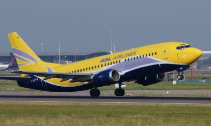 ASL Airlines France ouvre deux lignes vers Oran pour l'été 2018
