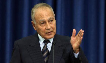 Transfert de l'ambassade américaine à El Qods: réunion d'urgence de la Ligue arabe samedi