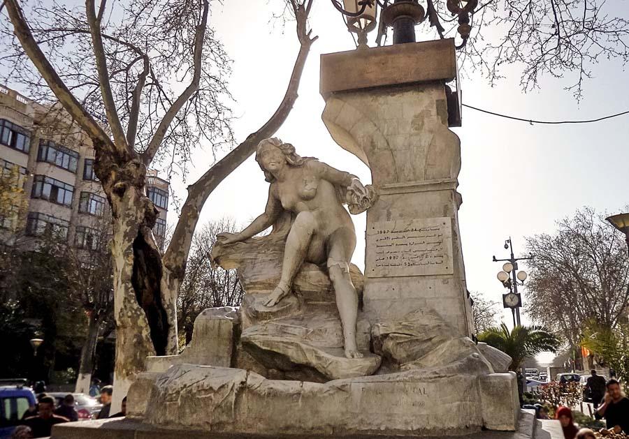 Mihoubi : La statue d'Ain El Fouara restaurée d'ici un mois