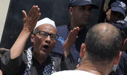 Ali Belhadj brûle le drapeau de la France: hypocrisie ou ingratitude?
