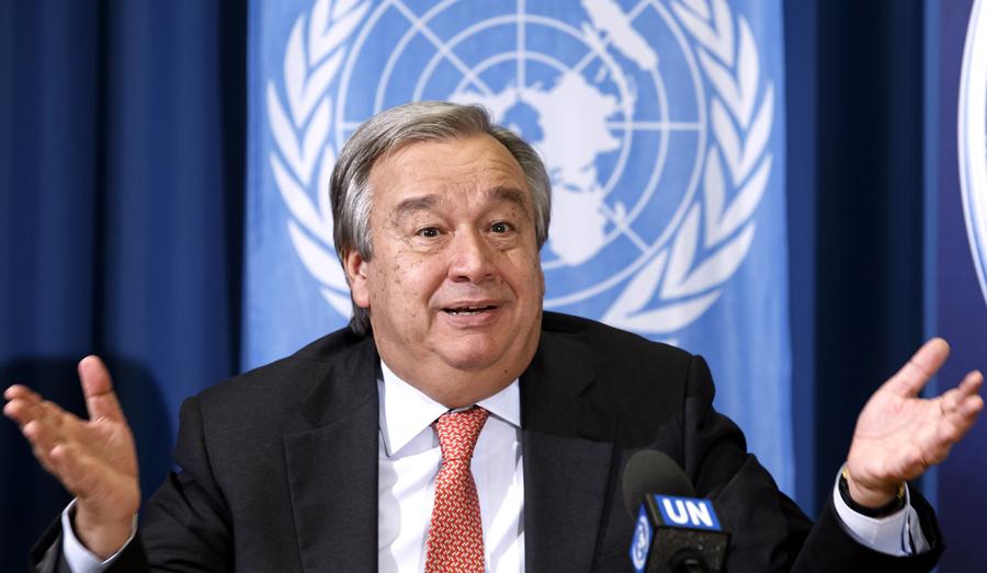 Guterres Nations unies