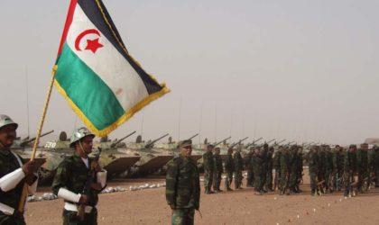 La MAP annule une dépêche et confirme les tirs de l'armée sahraouie contre les FAR