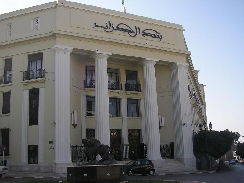 devises Banque d'Algérie