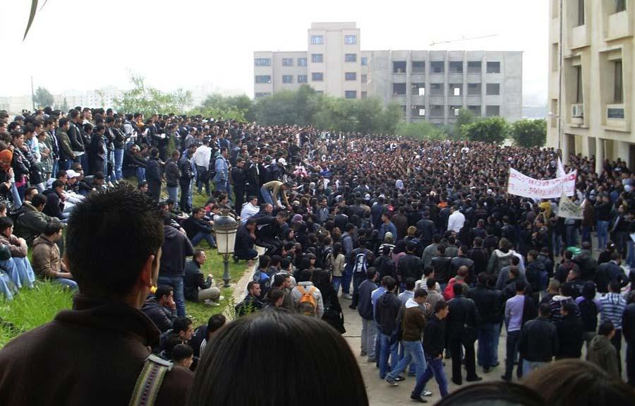 #marche_étudiants