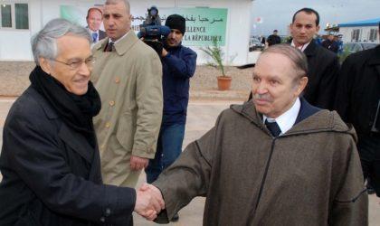 Il anime une conférence à Tamanrasset : Khelil parle-t-il au nom de Bouteflika ?