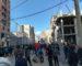Violents affrontements entre manifestants et la police à Bouira