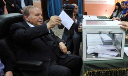 Vœux au président Bouteflika