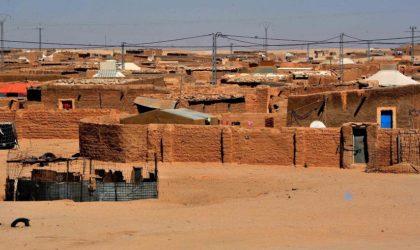 Le directeur exécutif du PAM David Beasley en visite de travail en Algérie