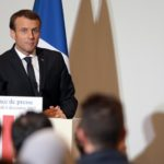 Macron Alger