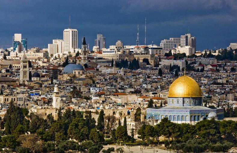 Palestine El-Qods