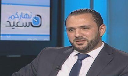 Un journaliste libanais parle de l'Algérie