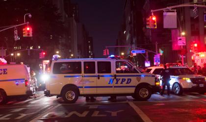 Manhattan :  bombe artisanale dans le métro, un blessé