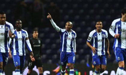 Coupe du Portugal: le FC Porto valide son billet pour les quarts