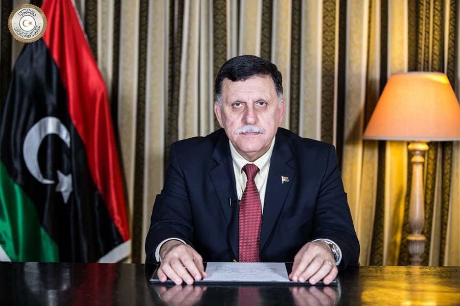 Al-Sarraj GNA