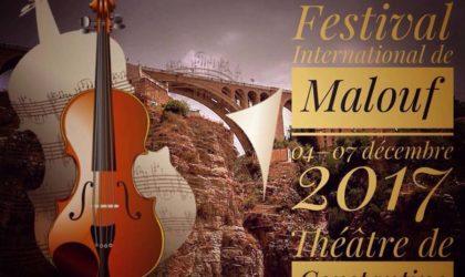 Festival international du malouf : vibrant hommage à Mohamed-Tahar Fergani