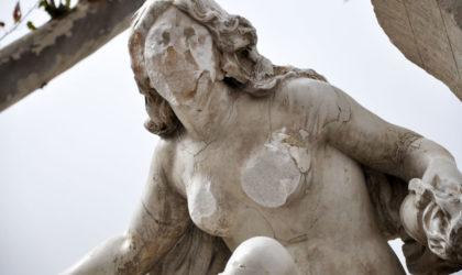 La proposition d'un sculpteur suite à la dégradation de la statue d'Aïn El-Fouara