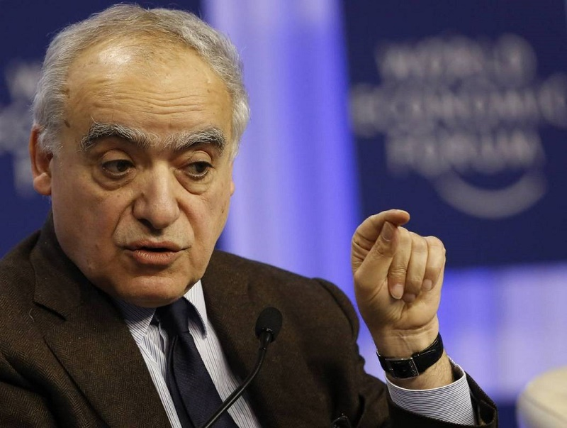 L'Envoyé spécial de l'ONU pour la Libye, Ghassan Salamé, a pressé samedi à Rome les Libyens d'organiser des élections dès l'an prochain