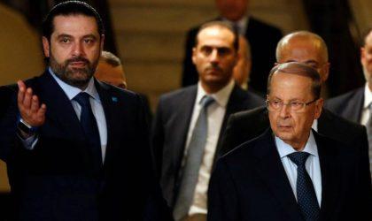 L'étonnant revirement du Liban vis-à-vis d'Israël depuis l'épisode Hariri