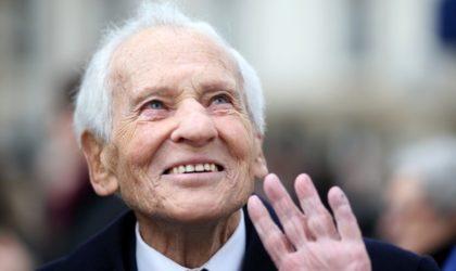 L'écrivain français Jean d'Ormesson n'est plus