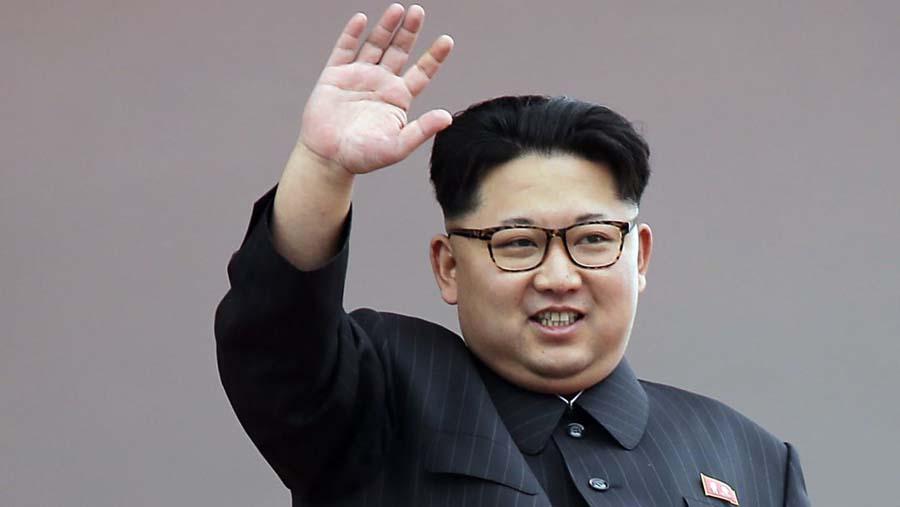 Kim Jong-un El-Qods