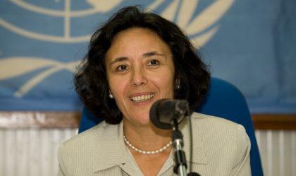 L'Algérienne Leila Zerrougui nommée nouvelle cheffe de la mission de l'ONU en RD Congo