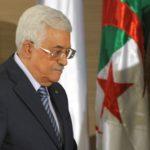 Abbas Palestine El-Qods