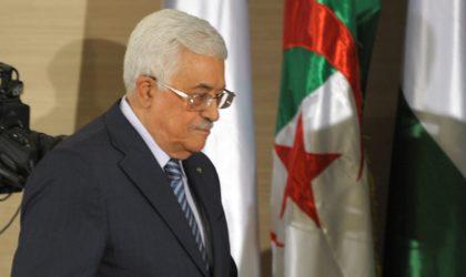 L'Algérie dénonce «avec force» le transfert de l'ambassade des Etats-Unis à El-Qods