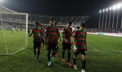 Six matches sans victoire: le MC Alger dans la tourmente