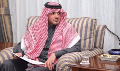 L'ambassadeur d'Algérie à Riyad reçu par le ministre saoudien de l'Intérieur