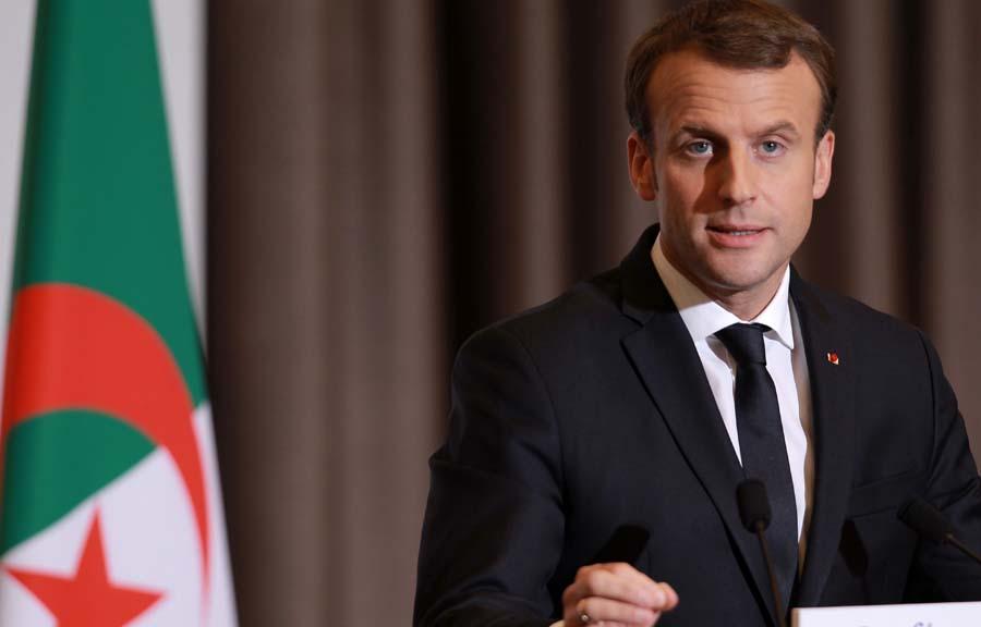 Macron IDE