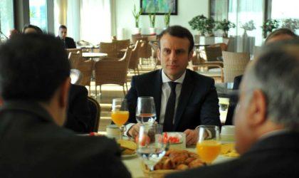 La visite de Macron en Algérie qualifiée d'«importante» par Paris