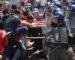 Affrontements entre forces de l'ordre et des casseurs à Kouba