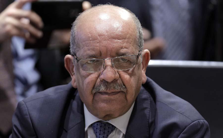 ministre Messahel