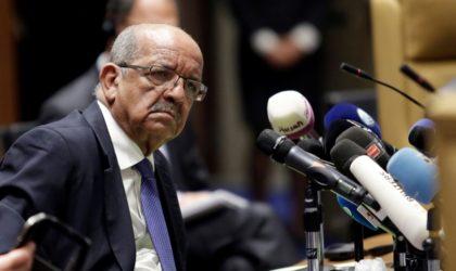 Messahel: «Les groupes terroristes se réorganisent et unissent leurs moyens»