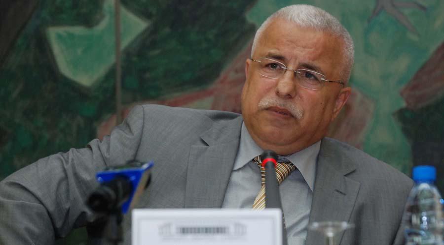 Bakhti Belaïb avait dénoncé des gros bonnets de l'import qui vont jusqu'à menacer des cadres de son département