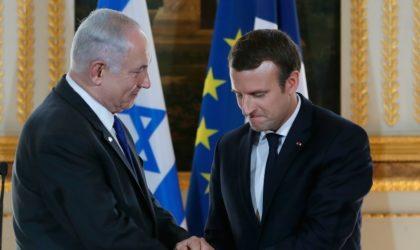 Le démenti hâtif qui prouve que Macron a une peur bleue du lobby sioniste