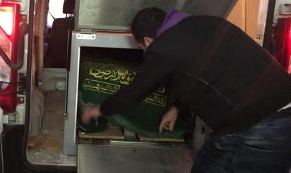 Les ossements du père de feu Hocine Aït Ahmed rapatriés de Tunisie