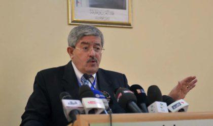 Ouyahia : «Les entreprises algériennes sont capables de remplacer les multinationales»