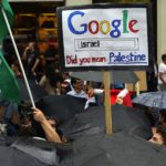 Palestine google