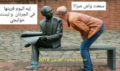 L'individu qui a saccagé la statue d'Aïn El-Fouara ridiculisé par les internautes