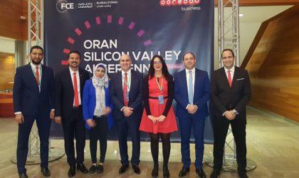 Sponsor Gold la 2e édition d'Oran, Silicon Valley algérienne