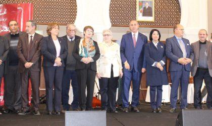 Ooredoo sponsor officiel de la cérémonie du Grand Prix Assia Djebar du roman 2017