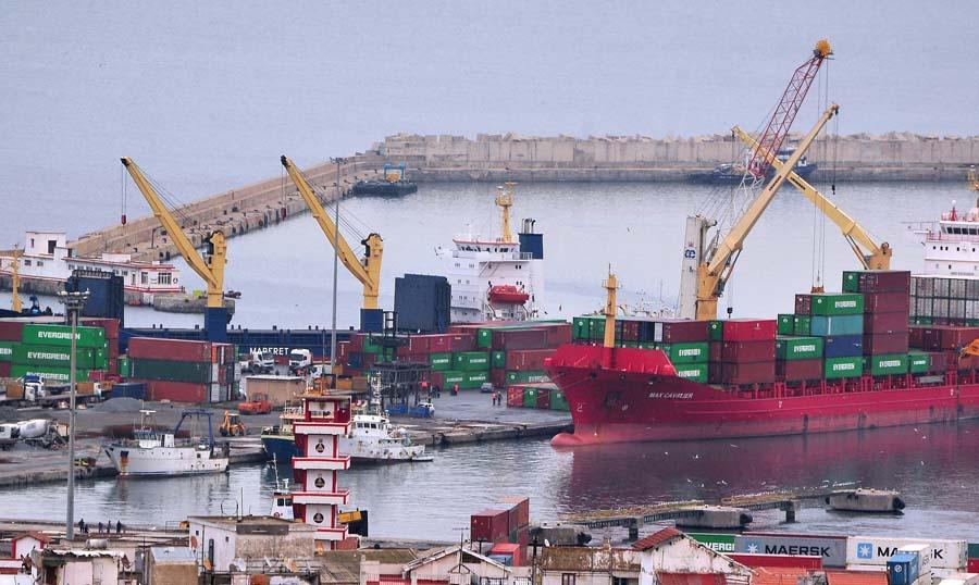 Port importations