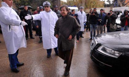 Saïd Bouteflika ne se présentera pas à l'élection présidentielle en 2019