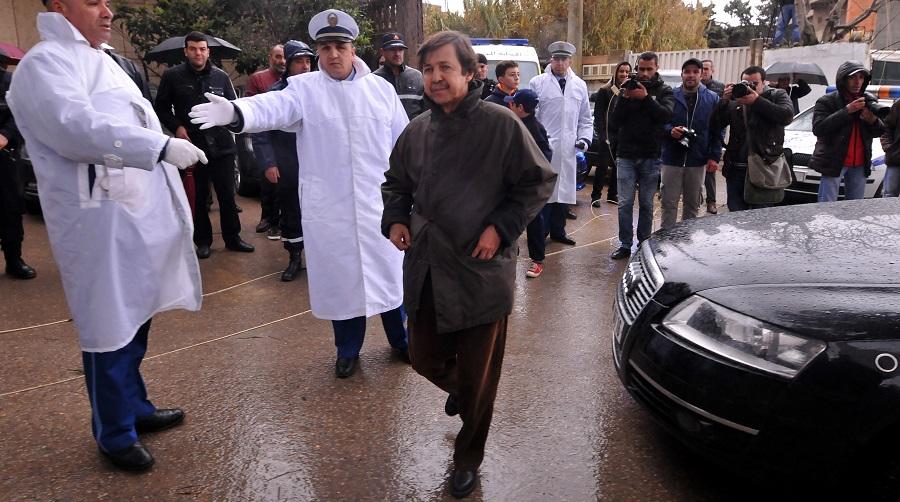 Bouteflika présidentielle
