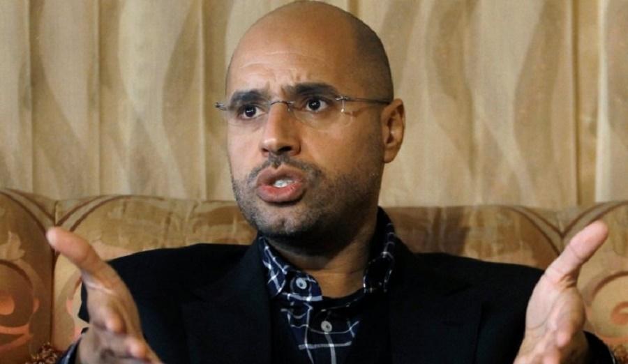 Saïf al-Islam Kadhafi a confié qu'il a rassemblé une force à Sabratha et qu'il marchera bientôt sur Tripoli