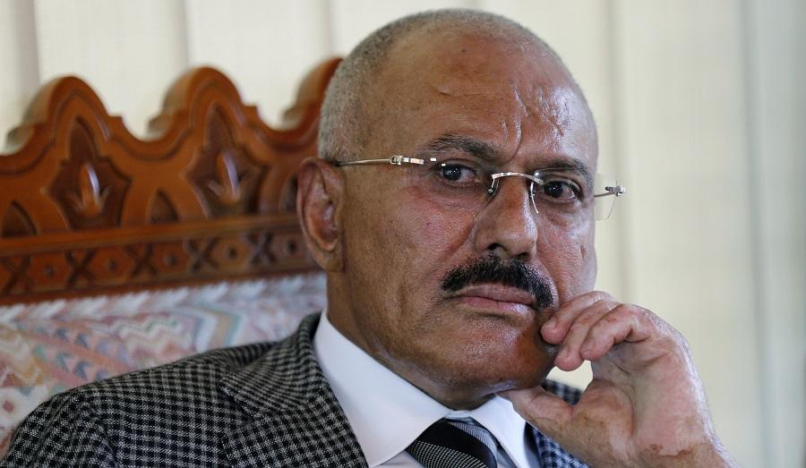 Ali Abdallah Saleh attentat