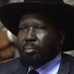 Salva Kiir Soudan du Sud