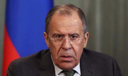 Les Russes aux Américains : «Il est temps de se montrer constructifs»