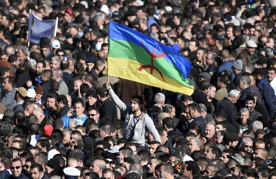 Tamazight Yennayer